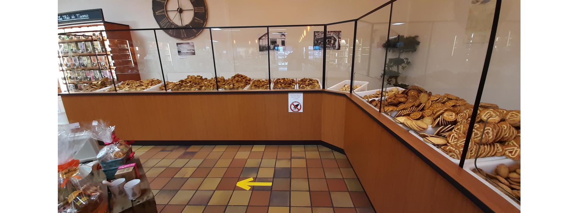 la Biscuiterie JOUBARD à Pontivy